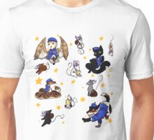 Star cops and Star Thieves Unisex T-Shirt