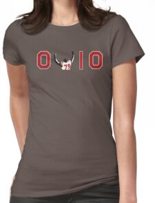 Ohio State Buckeyes Womens Fitted T-Shirt