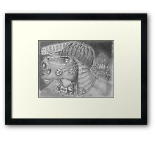 The Onion Seller Tamanegi No Cry Framed Print