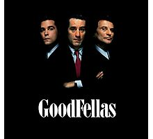 Goodfellas Photographic Print