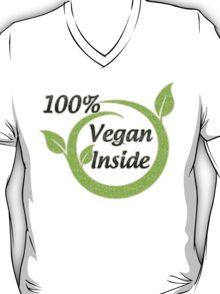 100% Vegan Inside T-Shirt