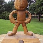 Clyde - Carved with Glaswegian Pride! by biddumy