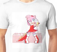 Amy Rose 2 Unisex T-Shirt