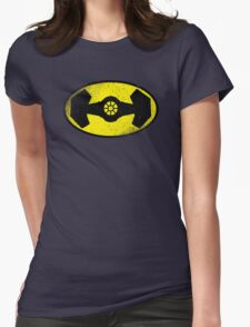 The Darth Knight Womens Fitted T-Shirt