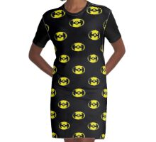 The Darth Knight Graphic T-Shirt Dress