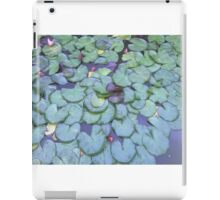 Watercolor Lilies  iPad Case/Skin