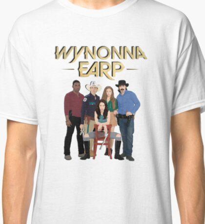 Wynonna Earp, The Black Badge Division Team Classic T-Shirt