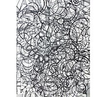 "The Artist Adamo ""RAW Sharpie Conceptual Quilting"" Photographic Print"