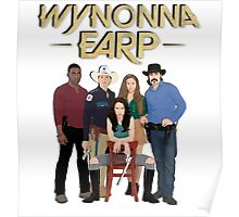 Wynonna Earp, The Black Badge Division Team Poster