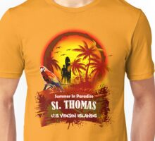 St. Thomas Summer Time Unisex T-Shirt