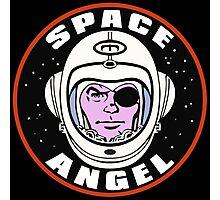 Space Angel Photographic Print