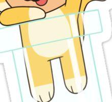 Cat Mario Sticker