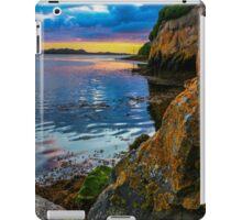 Sunset in Ballyshannon iPad Case/Skin