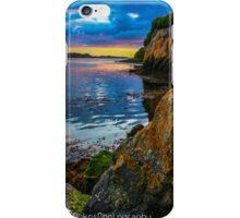 Sunset in Ballyshannon iPhone Case/Skin