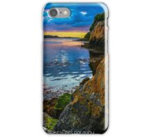 Sunset in Ballyshannon iPhone Case/Skin