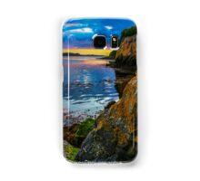 Sunset in Ballyshannon Samsung Galaxy Case/Skin