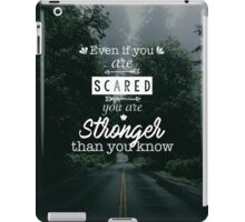 Quotes 2 iPad Case/Skin