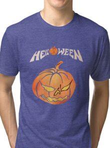 Merchandise_Helloween Tri-blend T-Shirt