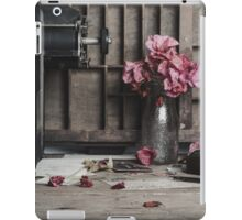 Words Are Not Enough iPad Case/Skin