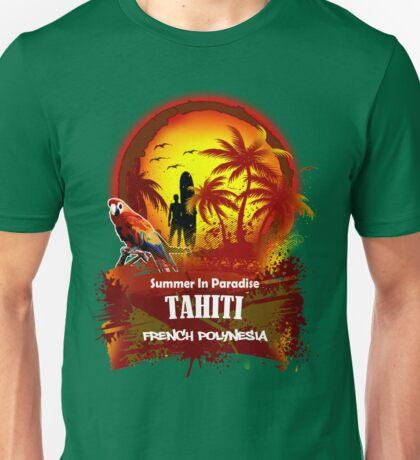 Summer In Paradies..Tahiti Unisex T-Shirt