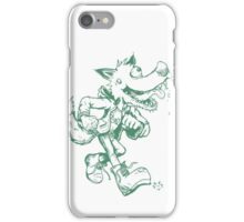 GOIN NUTS iPhone Case/Skin