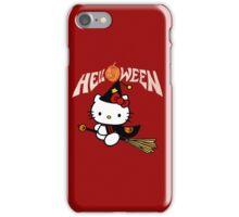 Kitty_Helloween iPhone Case/Skin