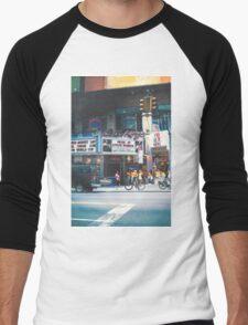 BB KING Men's Baseball ¾ T-Shirt