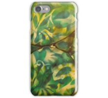"the Artist Adamo airbrush ""the green glade"" 2012 iPhone Case/Skin"