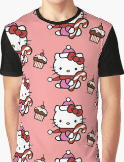 Kitty_Helloween Graphic T-Shirt