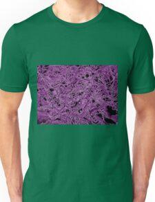 "The Artist Adamo ""Purple neon of raw conceptual sharpie"" 2016 Unisex T-Shirt"