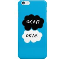 The Fault In Our Stars Clouds iPhone Case/Skin