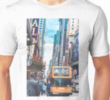 BUS TOURS Unisex T-Shirt