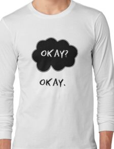 The Fault In Our Stars Clouds Long Sleeve T-Shirt