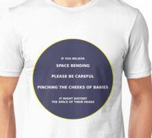 Science - Space Bending Unisex T-Shirt