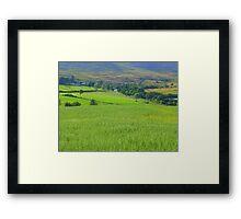 Donegal In The Summertime Framed Print