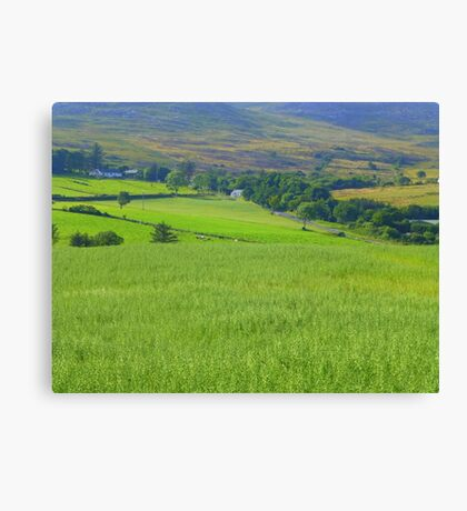 Donegal In The Summertime Canvas Print