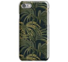 Tropical top iPhone Case/Skin