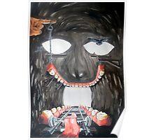 Masquera Carcaza Poster