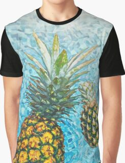 Be a Pineapple #redbubble #lifestyle Graphic T-Shirt