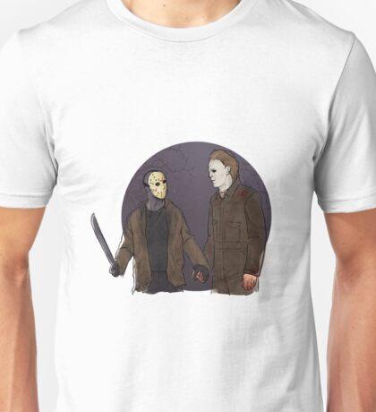Jason and Michael Unisex T-Shirt