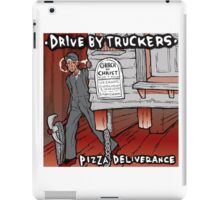 DRIVE BY TRUCKERS ALBUMS 4 iPad Case/Skin