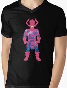 Galaxy: Galactus Mens V-Neck T-Shirt