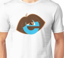 Dora the Internet Explorer Unisex T-Shirt