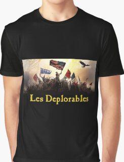 les deplorable Graphic T-Shirt