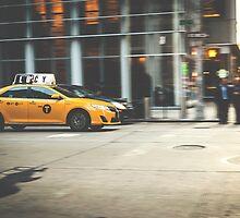 Taxi, Taxi! by Marina Totino