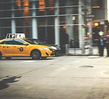 Taxi, Taxi! by EmptyWearStuff