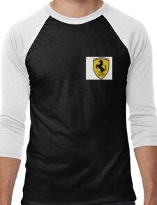 Ferrari Men's Baseball ¾ T-Shirt
