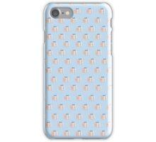 Mendl's Box Pattern iPhone Case/Skin