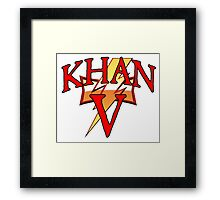 Jaghatai Khan, Primarch of the White Scars - Sport Jersey Style Framed Print