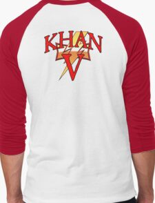 Jaghatai Khan, Primarch of the White Scars - Sport Jersey Style Men's Baseball ¾ T-Shirt